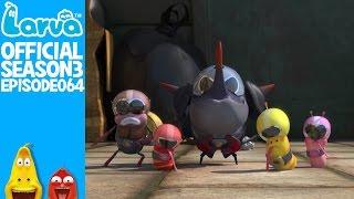 official larva rangers 2 - larva season 3 episode 64