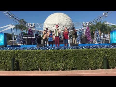 American Music Machine - Christmas Special (LIVE at Epcot)