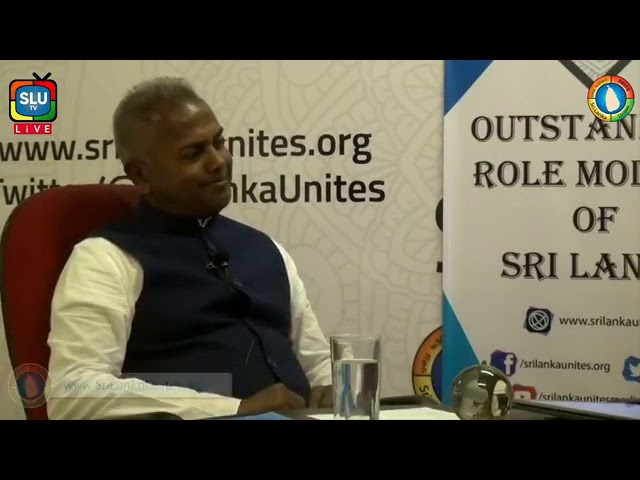 An Interview with Sri Lanka Unites