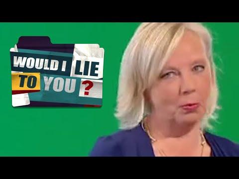 Bernard Cribbins, Patrick Kielty, Deborah Meaden and Mark Watson in Would I Lie to You #EarfulComedy