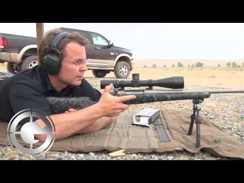 Bipod Shooting