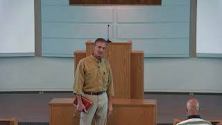 2021 01 31   AM Sermon   Richard Perry- Purpose, Passion, and Vision- Passion