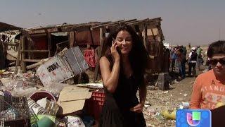 La verdad de Maite Perroni cuando vivió en el basurero