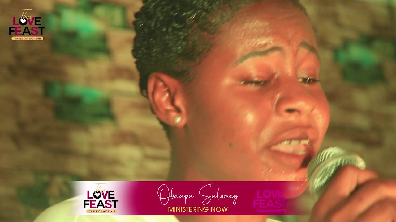 POWERFUL WORSHIP EVER FROM OBAAPA SALOMEY