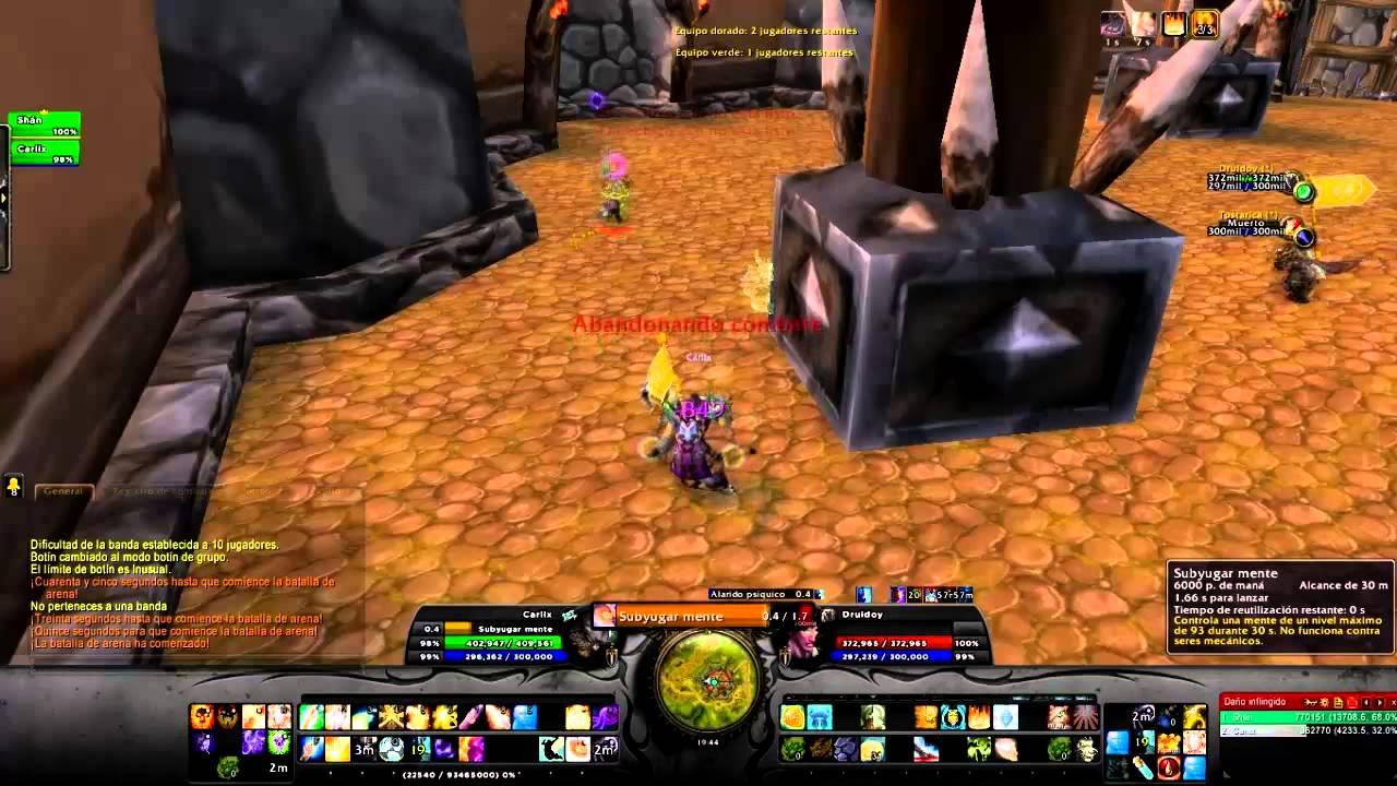 Addons World of Warcraft | Arenas | PedratorHD ...  Addons World of...