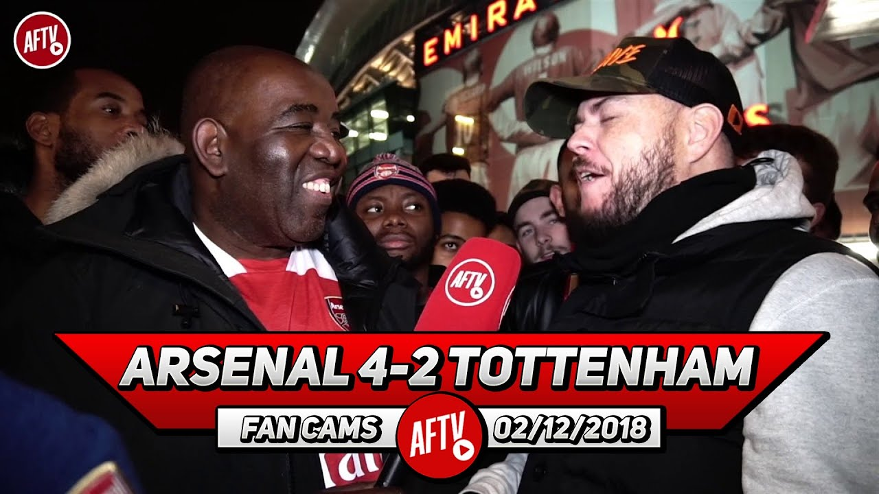 Download Arsenal 4-2 Tottenham | I Told You Aubameyang Is Better Than Harry Kane!! (DT)