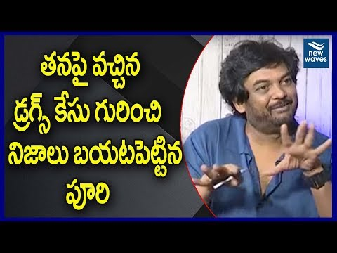 Director Puri Jagannadh About Latest Incident Happens In His Life | Ismart Shankar | New Waves