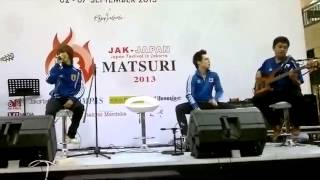 Samurai Blue - We  Are ( Ost One Piece ) @ Japan Week by Japanese Station