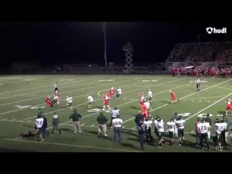 Aaron Thompson Kick Return Highlights