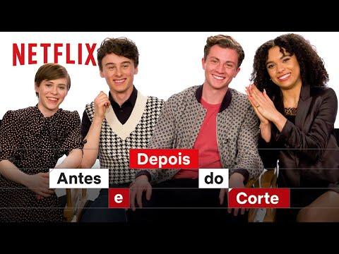 Como Foi Feito O último Episódio De I Am Not Okay With This | Netflix Brasil