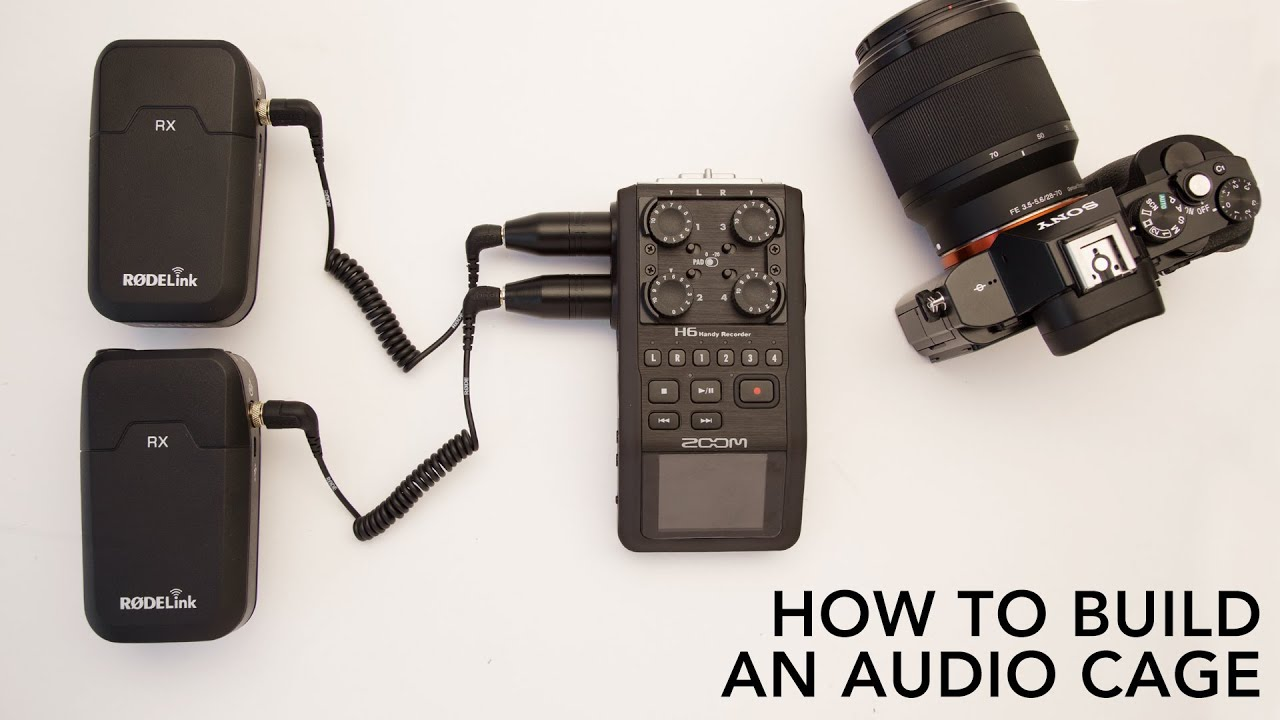 Tips on rigging audio gear