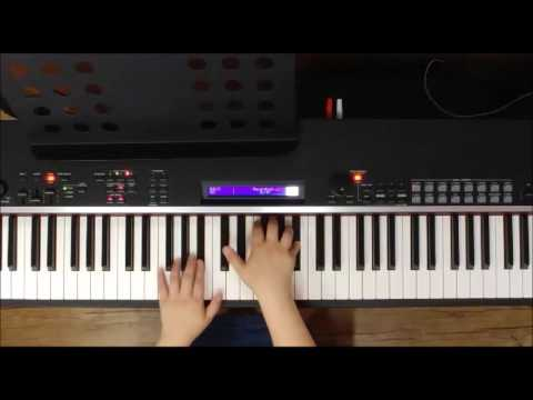 ABBA - Thank You For The Music Piano