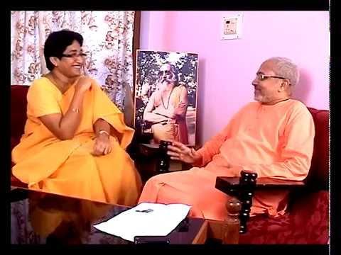 Interview of Swami Viviktananda
