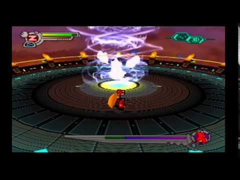 Mega Man X7 - Tornado Tonion