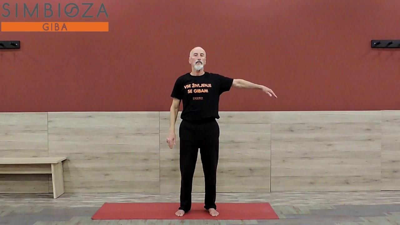 Simbioza Giba: Jutranja joga z Marijanom