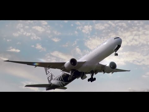 Air New Zealand - Commercial worth watching.