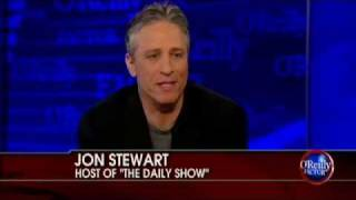 Jon Stewart To Oreilly Obama Hasnt Lived Up To My Expectations