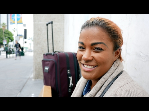 Arien is a homeless woman that shares the graphic realities of what women have to endure homeless.