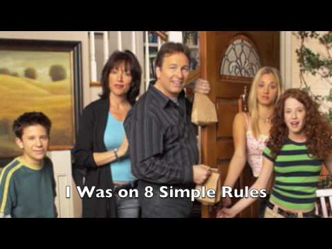 I Was On 8 Simple Rules...sort of