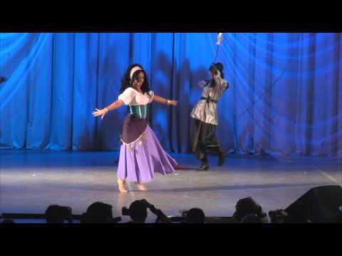 Asia Breeze 2011: cosplayer Eva - Esmeralda
