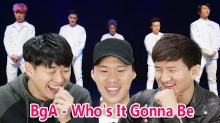 koreans react to nigahiga bga whos it gonna be korean bros