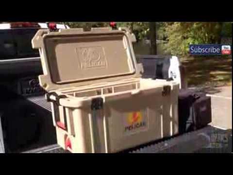 Pelican ProGear Elite Coolers At OpticsPlanet.com
