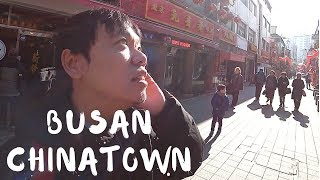 BUSAN, SOUTH KOREA 🇰🇷 | Speaking RUSSIAN in CHINATOWN