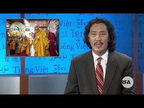 RFA Tibetan Weekly TV News 09 08 2018 Deputy director Palden Gyal