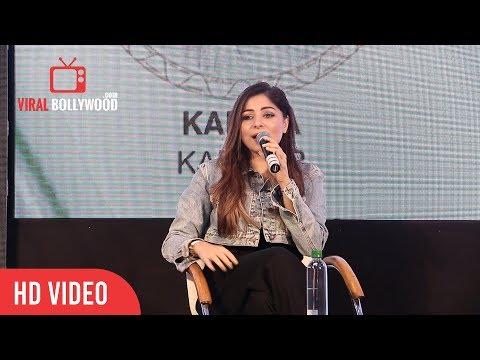 Kanika Kapoor At India's Biggest Health Show In Mumbai | Future Of Wellness 2018