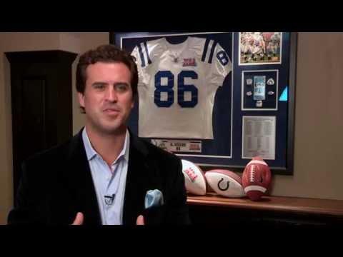 Ben Utecht on the Super Bowl