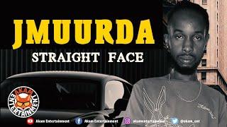 Jmuurda - Straight Face [Audio Visualizer]