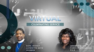 District 8 Culminating Worship Service