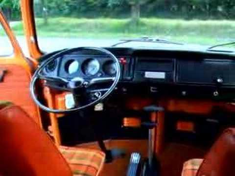 VOLKSWAGEN VW COMBI WESTFALIA - YouTube