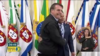 Presidente Jair Bolsonaro viaja para o Japão, onde participa do G20