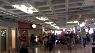 Flashmob in Minnesota State University,Mankato  (MSU).