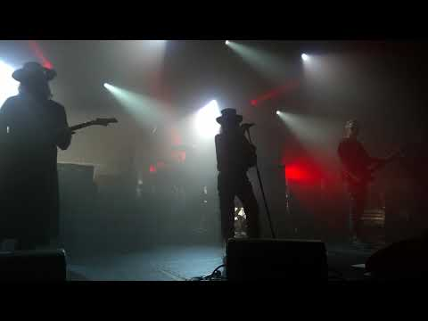 Fields Of The Nephilim  Psychonaut@porto 31 03 2018
