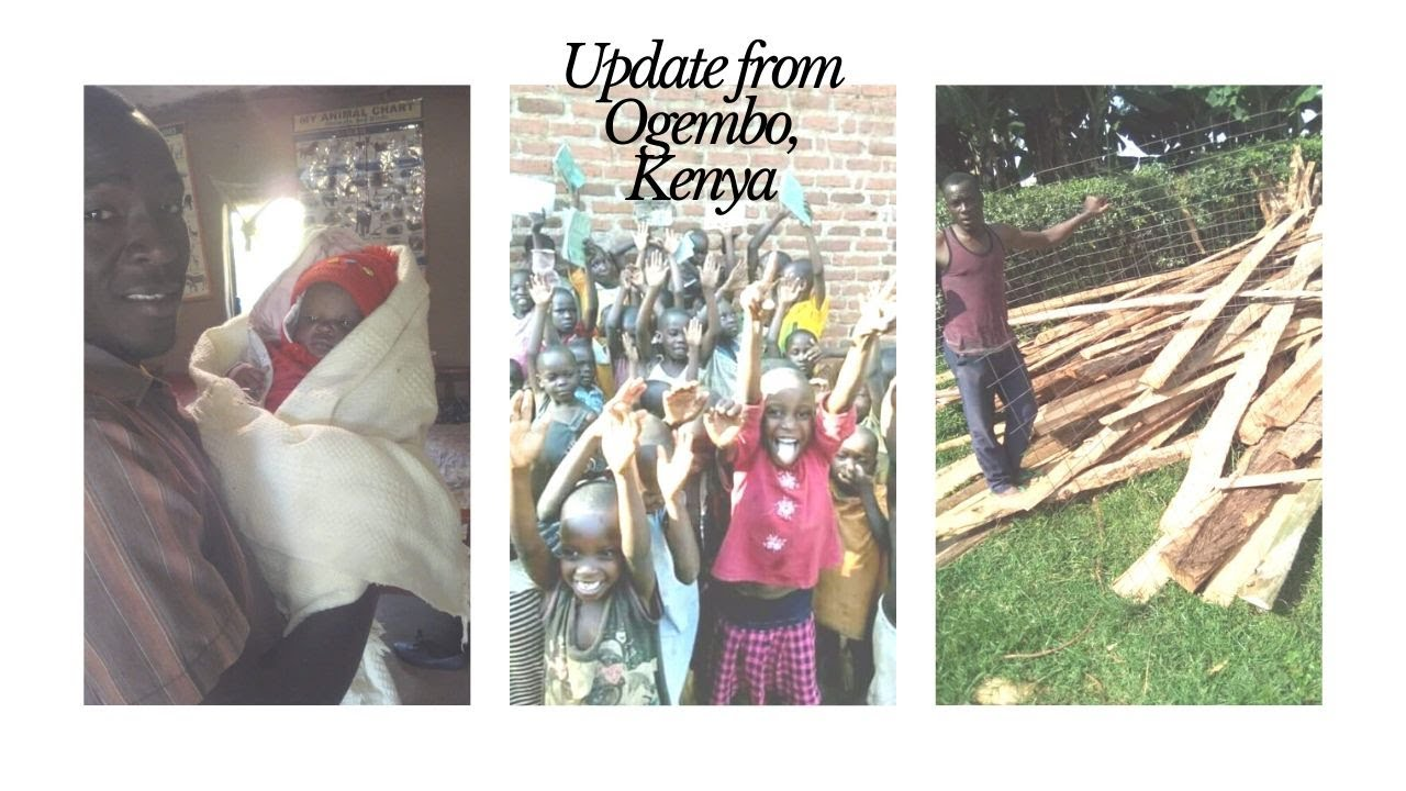 Update from Ogembo Kenya! | July 5, 2020