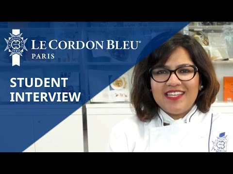 A pastry student life - Rachita Bansal | Le Cordon Bleu Paris