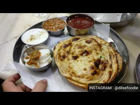 Kesar Ka Dhaba | Palak Paneer | Amritsar, Punjab