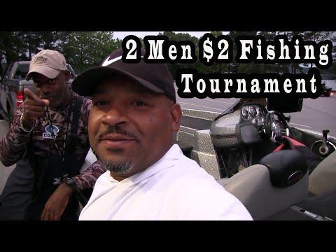 2 Men $2 Fishing Tournament ( Lake Lanier)