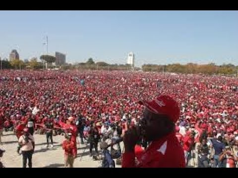Chamisa`s Chitungwiza Thank you Rally thumbnail