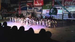 Baile Tribu guacara 2013
