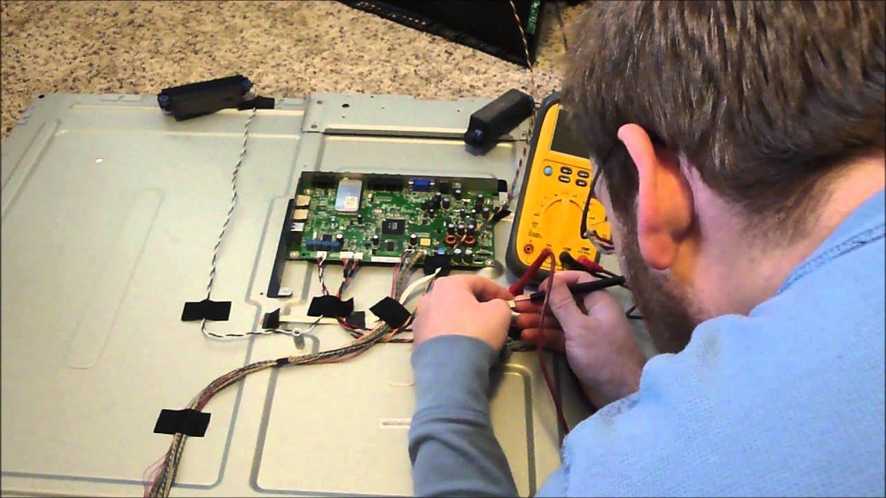 medium resolution of westinghouse led tv won t turn on fix