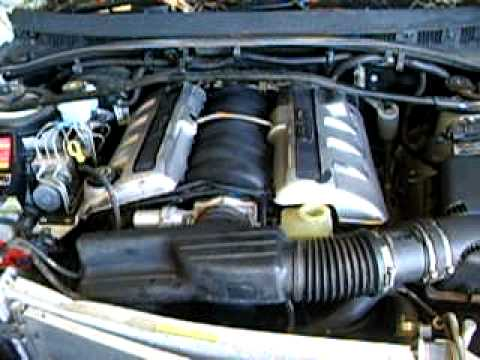VZ V8 6.0 LITRE L76 ENGINE CONVERSION COMMODORE BLACK ...