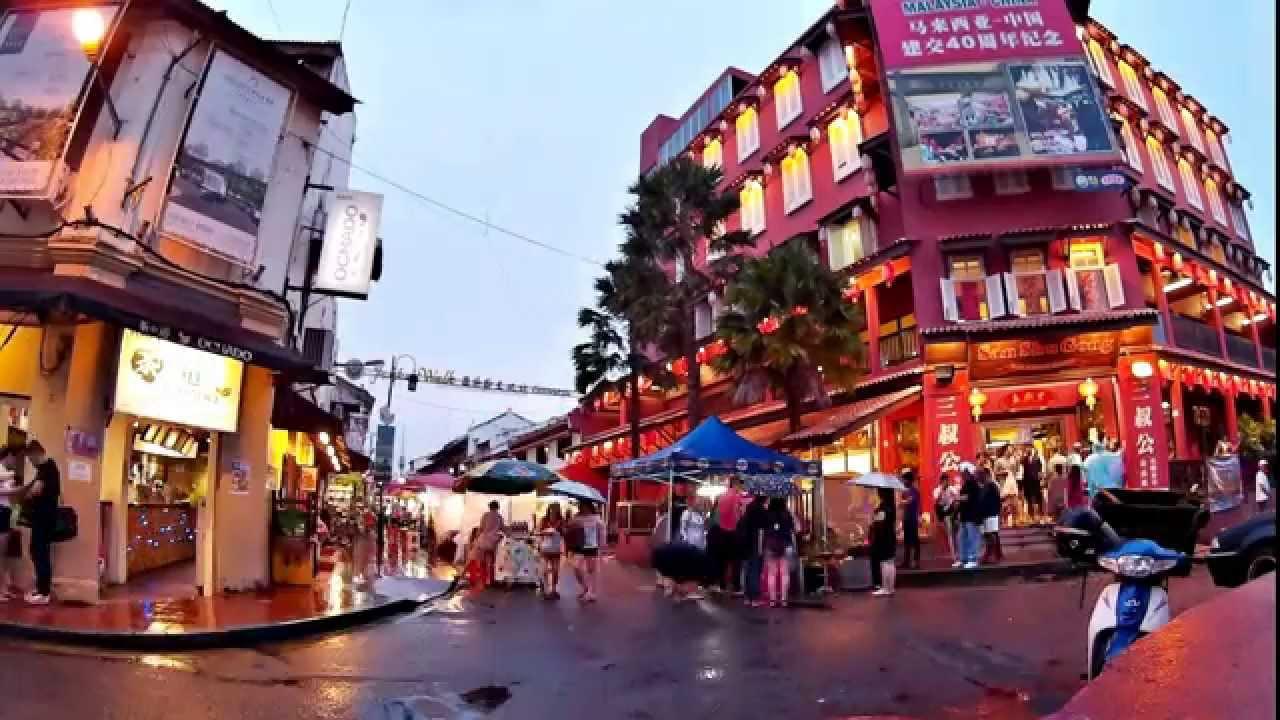 Tempat Wisata di Melaka Ini Wajib Untuk Dikunjungi