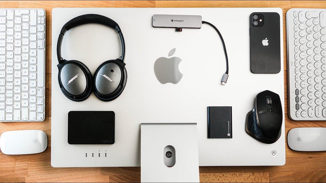 "M1 iMac 24"" The BEST Accessories"