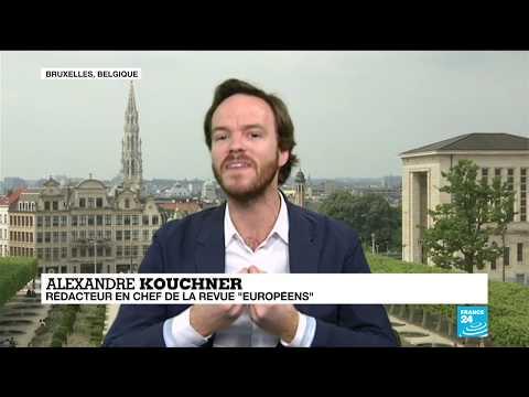 """""""Personne ne veut être responsable d'un no deal Brexit""""  -analyse d'Alexandre Kouchner"""