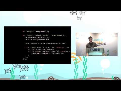 JSCamp Talk: Alex