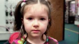 Wow Vision Therapy: Fixing Aloise's Gaze (Strabismus)