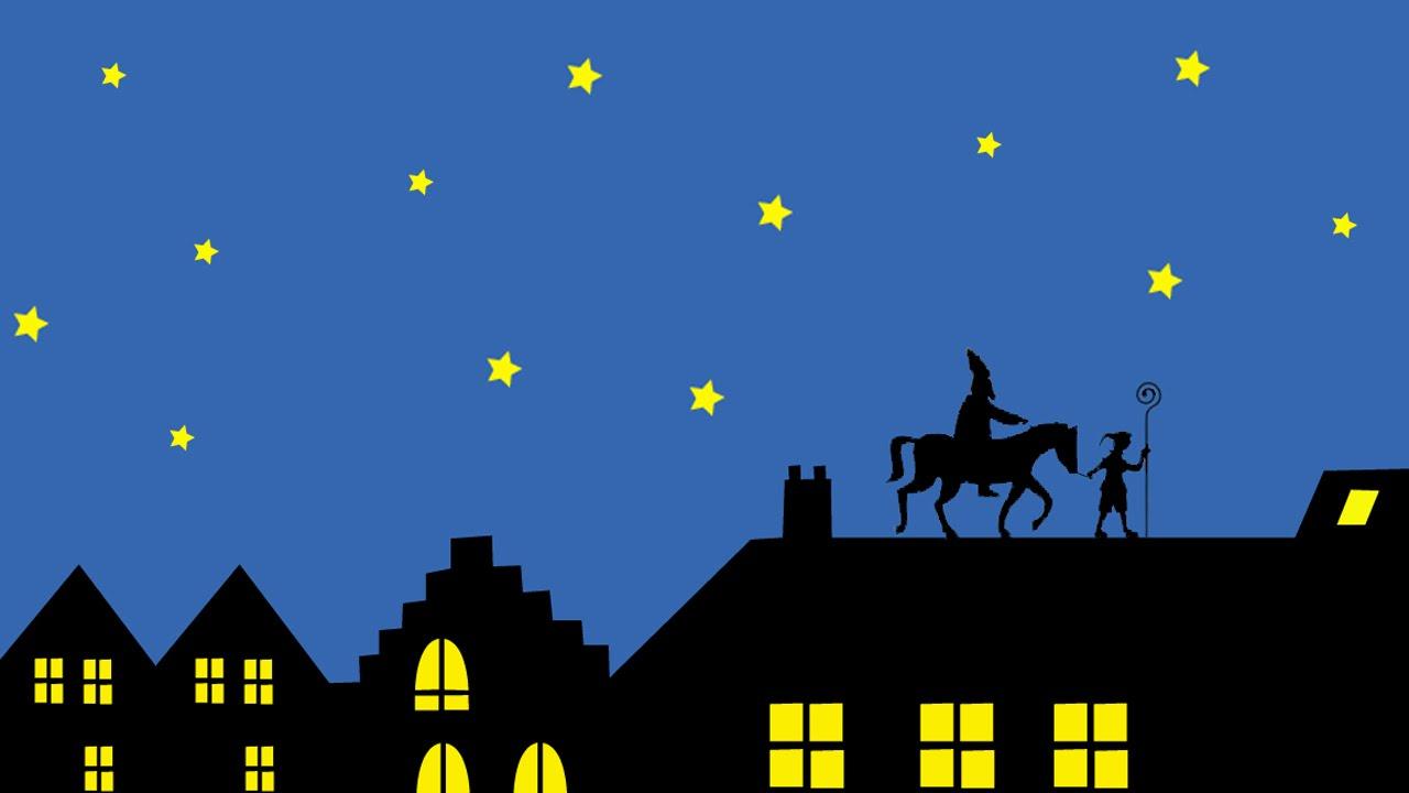 Sinterklaas En Zwarte Piet Stopmotion Liedjes Video Youtube